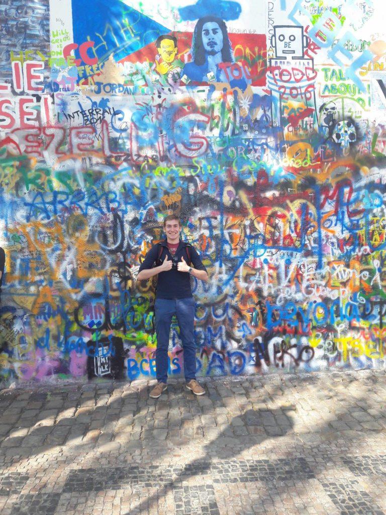 Olivier v Prahe