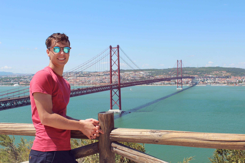 Martin v Lisabone počas European Innovation Academy