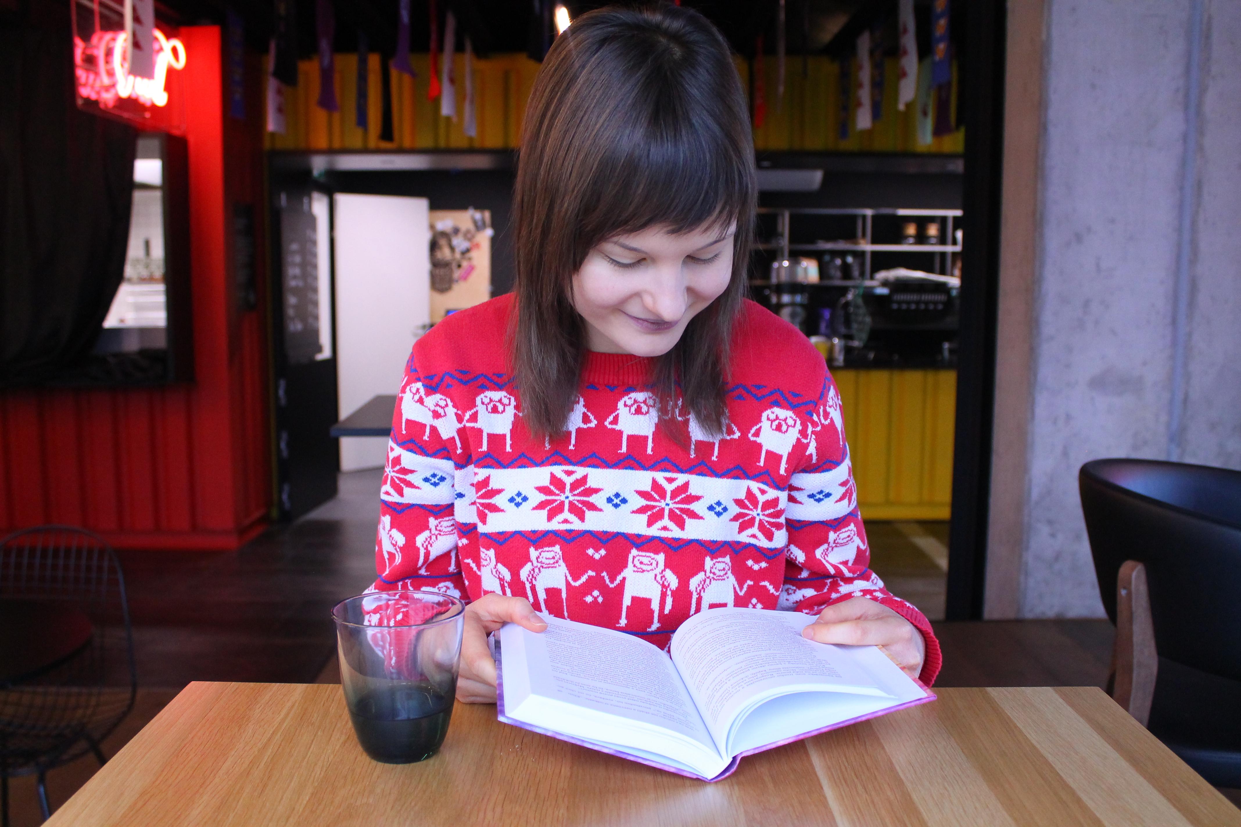 Vavi a reedícia jej prvej knihy s názvom Venile