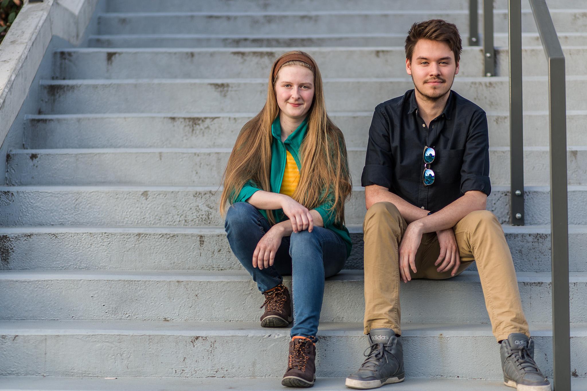 Iva a Aďo z Chemplay