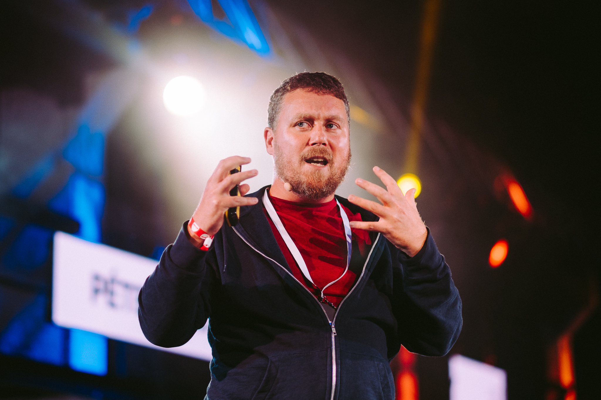 Peter Halacsy, spoluzakladateľ & CTO Prezi