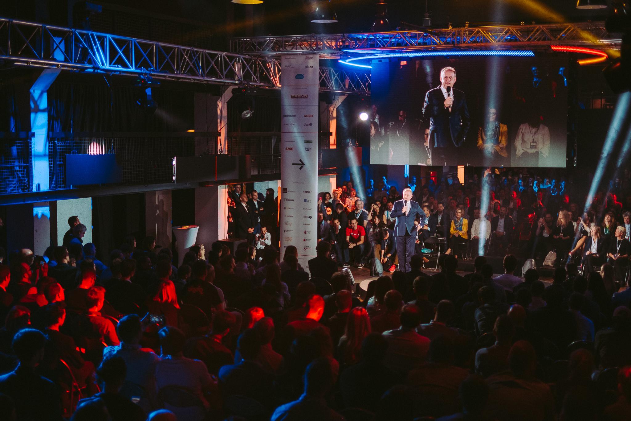 Prezident Andrej Kiska otvoril slávnostný galavečer