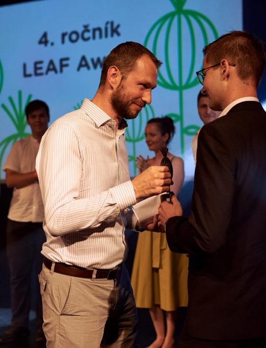 Poznáme nové tváre ocenenia LEAF Award