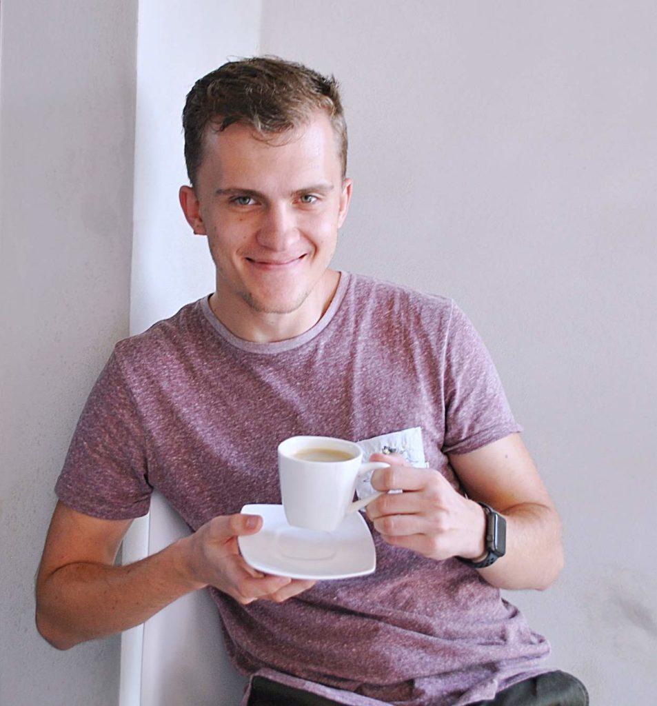 samuel targetovo kava