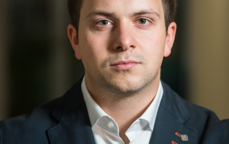 """Jakub Trančík: """"Vplyv toho, že má človek okolo seba aktívnych ľudí, je nevyčísliteľný."""""""