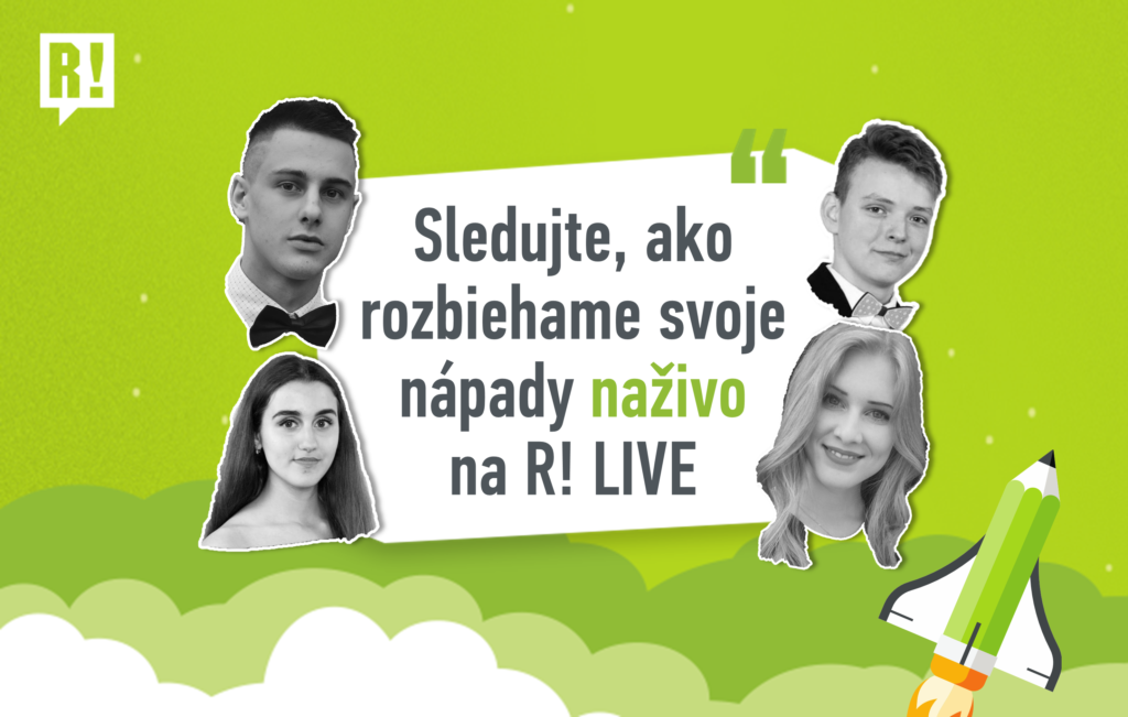 R! live