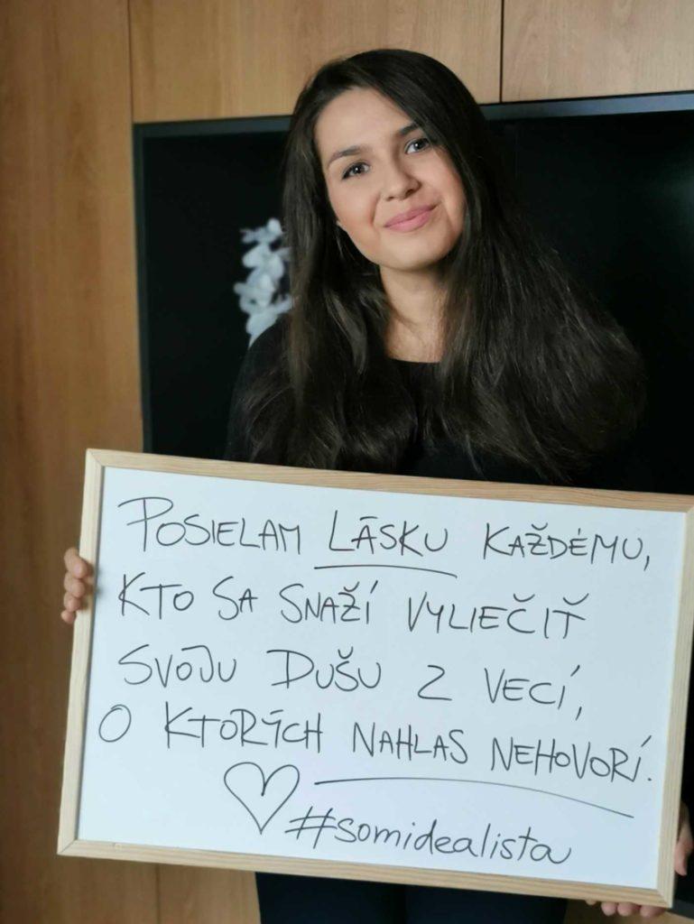 Ivet Tomášková Som Idealista (2)