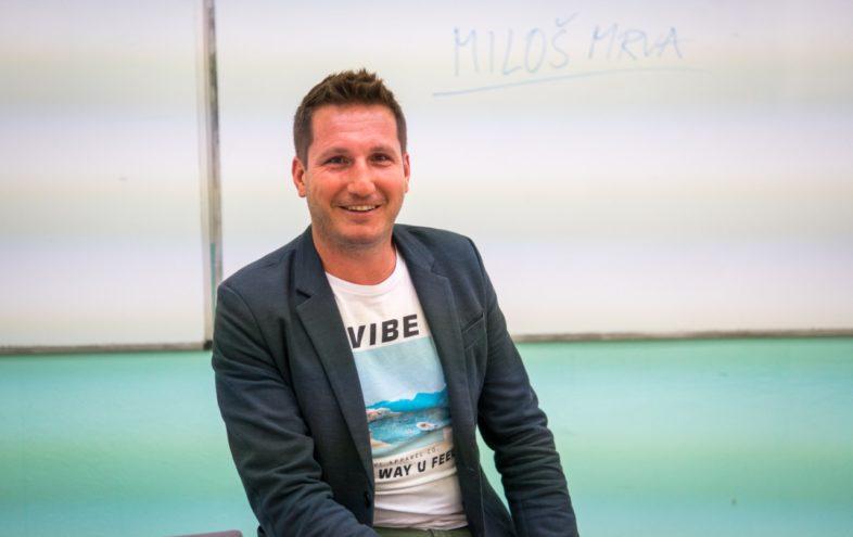 """Miloš Mrva: """"Podnikanie nie je raketová veda. Stačí mať chuť a vôľu skúšať nové veci"""""""
