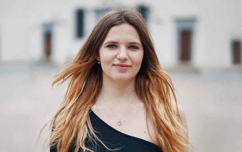 """Michaela Knošková: """"Mladí ľudia majú skvelé nápady, ale nie vždy sú vypočutí"""""""