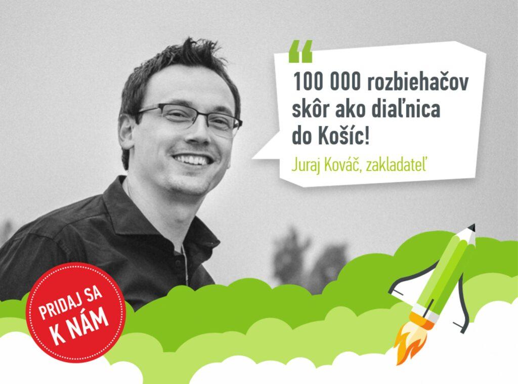 Juraj Kováč Rozbehni.sa